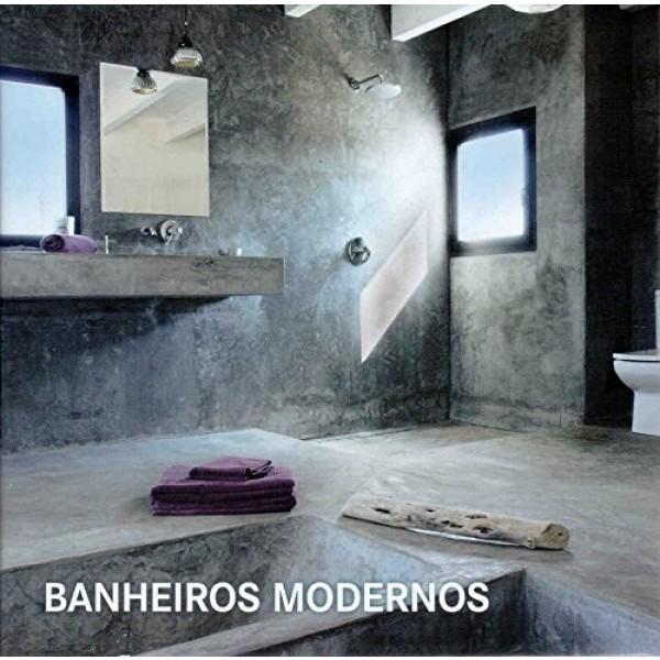 Livro Banheiros Modernos