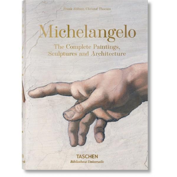 Michelangelo: A Obra Integral de Pintura, Escultura e Arquitetura