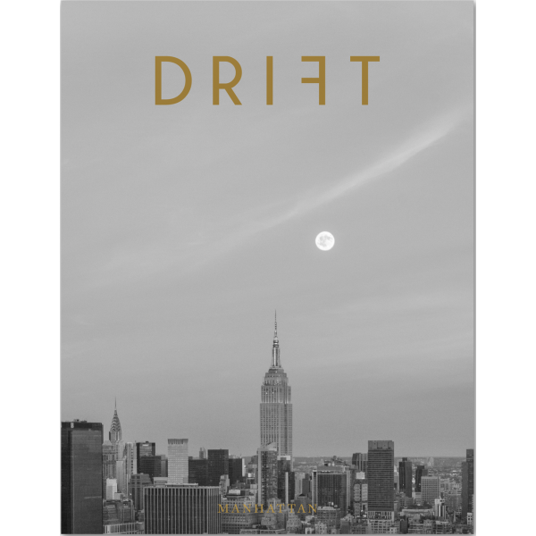 Drift Magazine Vol. 10 - Manhattan