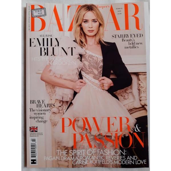 Harper's Bazaar UK March 2020