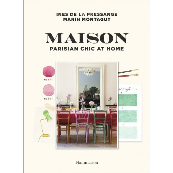 Livro Maison Parisian Chic At Home