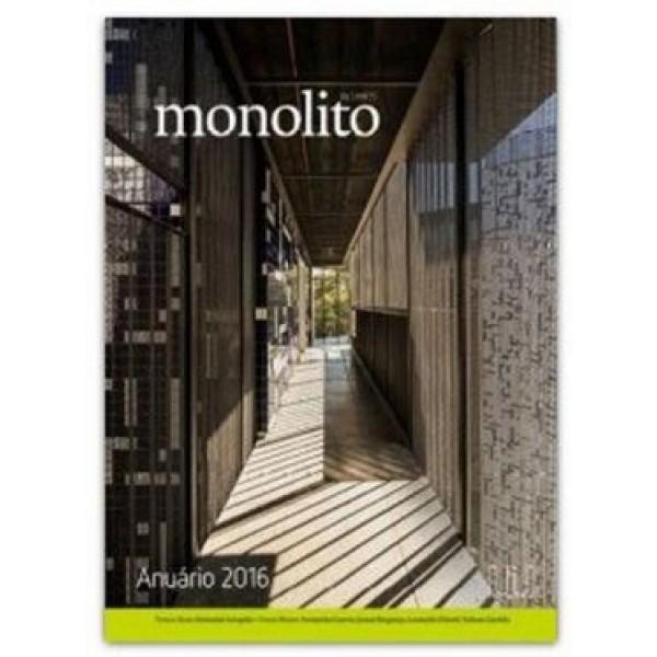 Monolito Anuário 2016 - Ed 35