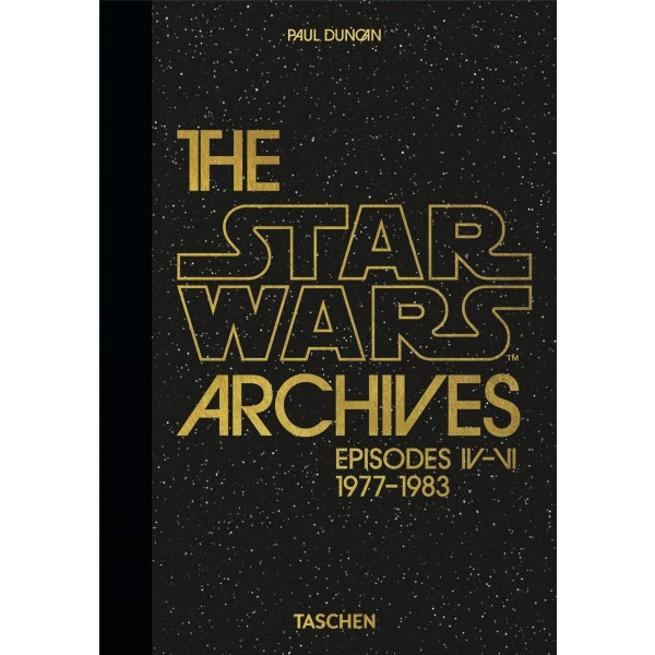 The Star Wars Archives Episodes 1977 - 1983