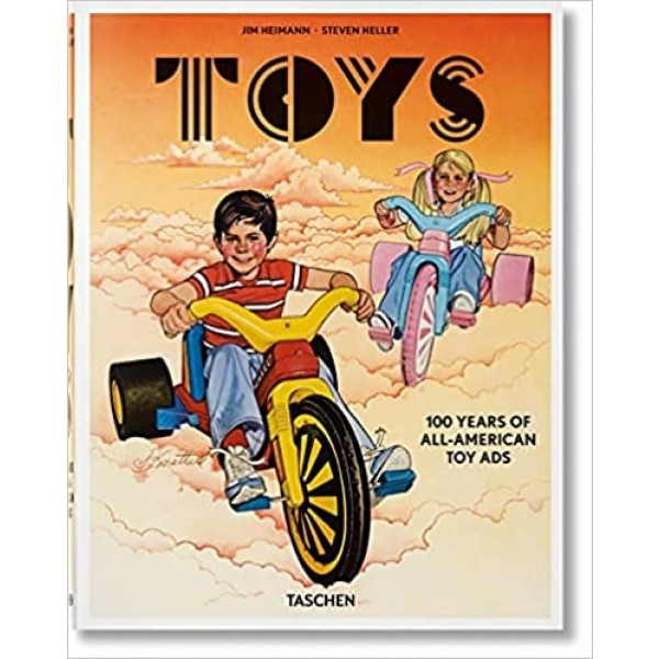 Toys 100 Years of All american toys