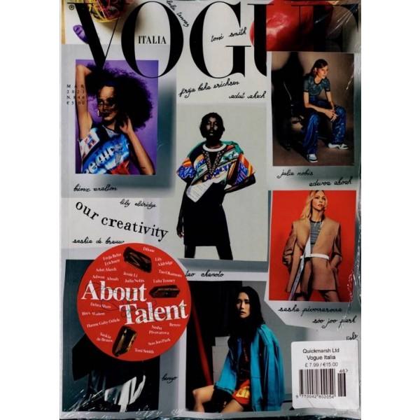 Vogue Itália Ed. 846