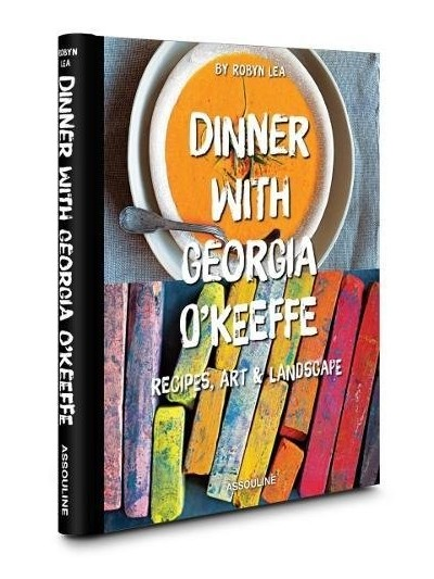 Dinner with Georgia O'Keeffe