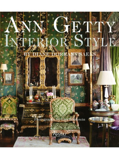 Ann Getty Interior Style