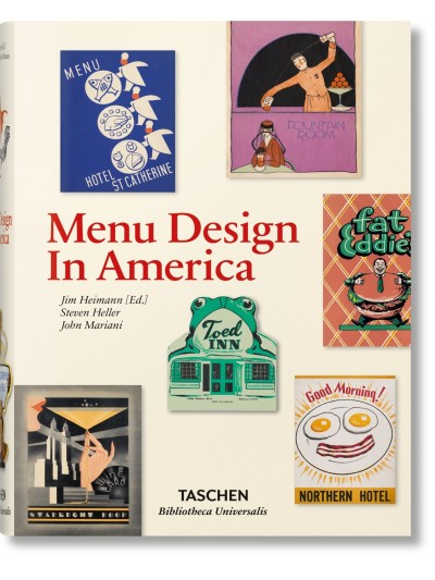 Menu Design in America
