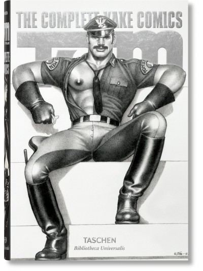 Tom of Finland – The Complete Kake Comics