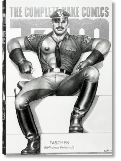 Tom of Finland – The Complete Kake Comics