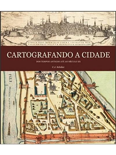 Livro Cartografando a Cidade