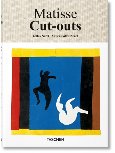 Henri Matisse. Cut-outs. Drawing with Scissors