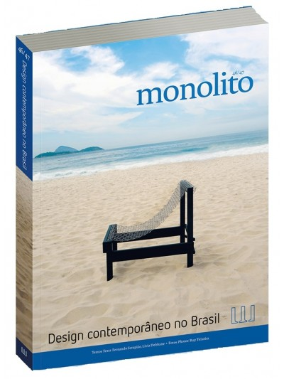 Monolito - Design Contemporaneo no Brasil