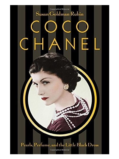 Coco Chanel Pearls Perfume and the Little Black Dress