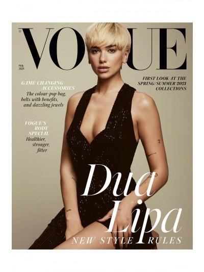 Vogue Uk 02 Dua Lipa