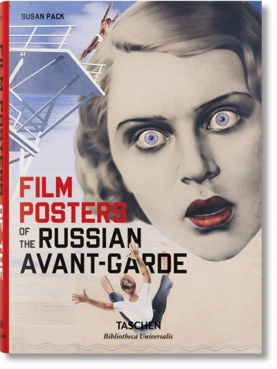 Film Poster Russian Avant-Garde