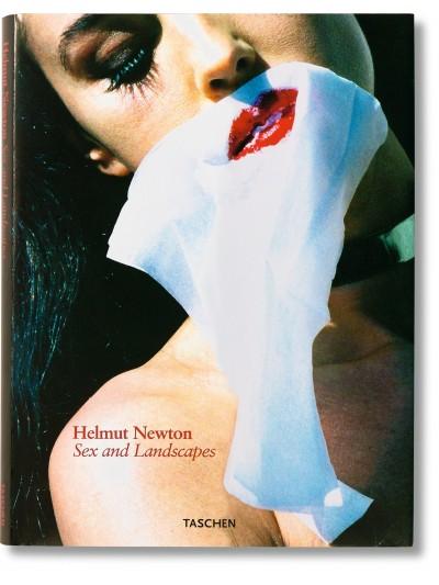 Helmut Newton. Sex and Landscapes