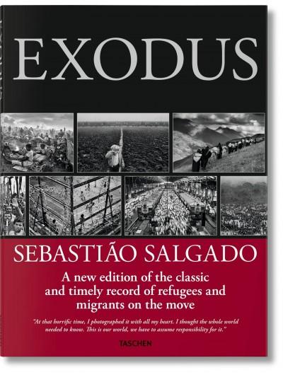 Êxodos. Sebastião Salgado