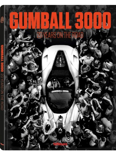 Gumball 3000: 20 YEARS ON THE ROAD: 20 Years on the Road