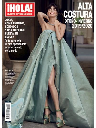 Hola Moda: Alta Costura - Otoño e Ivierno 2019/2020