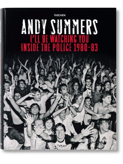 Andy Summers: I'll Be Watching You