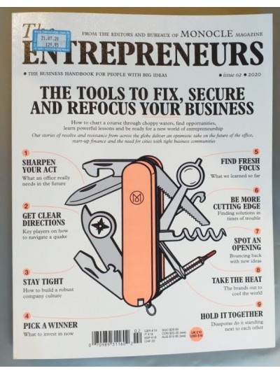 The Entrepreneurs Issue 02