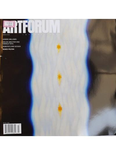 Artforum Ed 03