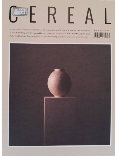 Cereal Magazine Ed 19