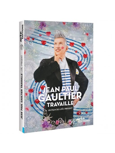 DVD Jean Paul Gaultier Travaille