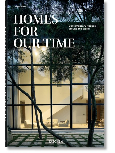 Livro Homes for Our Time. Viviendas Contemporáneas Alrededor del Mundo