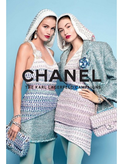Chanel The Karl Lagarfeld Campaigns