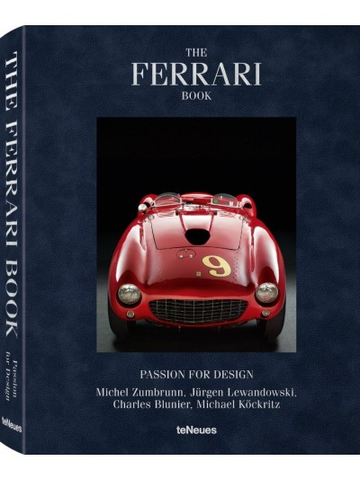 The Ferrari Book: Passion for Design