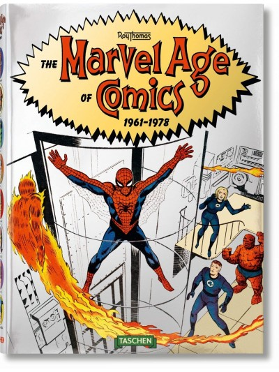 The Marvel Age of Comics. 1961-1978