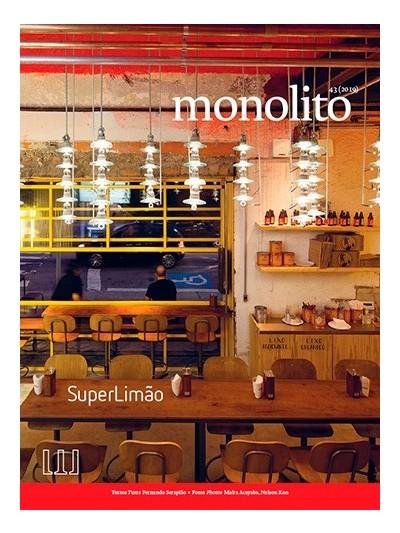 Monolito Ediçao 43 - SuperLimao