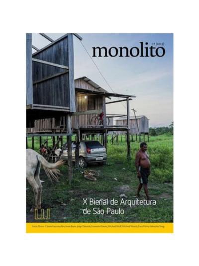 Monolito X Bienal de Arquitetura Ed 17