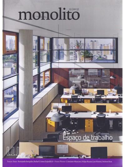 Monolito Espaços de Trabalho Ed. 15