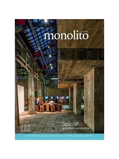 Monolito Sesc - SP ED ==d 70