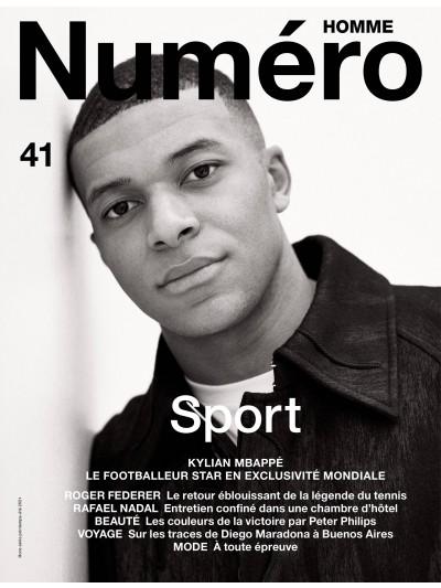 Numero Homme Magazine Ed 41