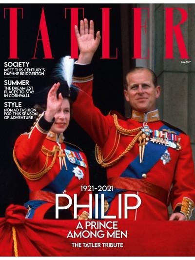 Tatler Magazine 07