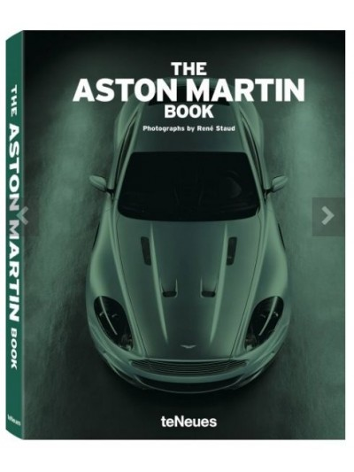 The Aston Martin Book (Small Format)
