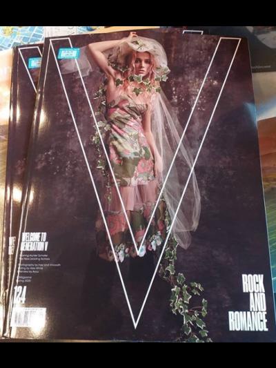 V Magazine Ed 24