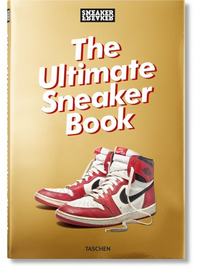 The Ultimate Sneaker Book - Sneaker Freaker