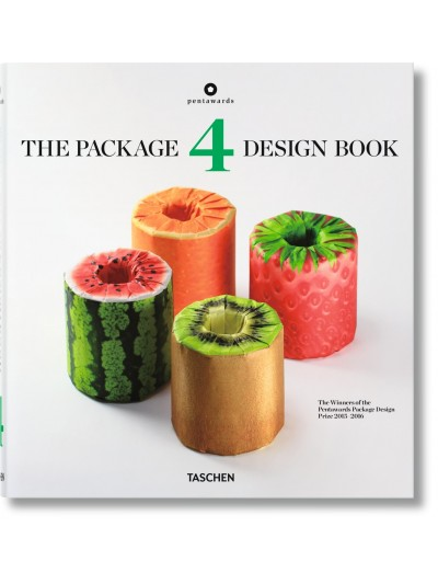 Livro The Package Design Book 4