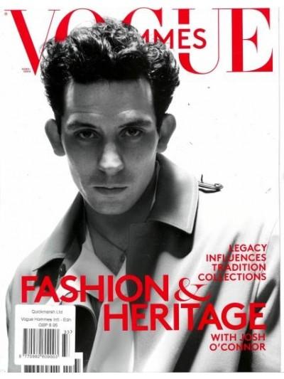 Vogue Hommes Ed. 33