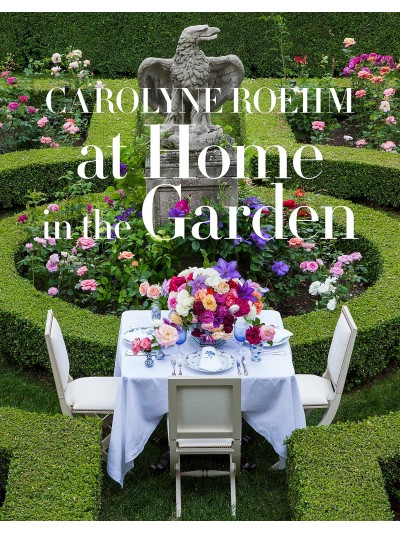 At Home in the Garden - Caroline Hoehm