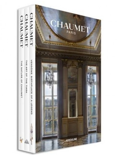Chaumet Set of 3: Figures of Style, Crown Jewels, Les Mondes De Chaumet