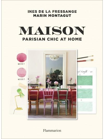 Livro Maison Parisian Chic At Home