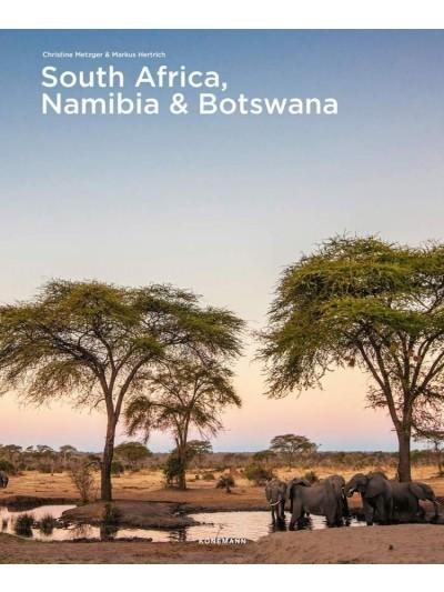 South Africa, Namibia e Botswana